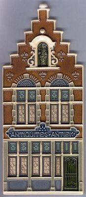 "Maison flamande "" antiquités * antiek """