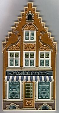 """Maison de Bruges """" Restaurant """""""