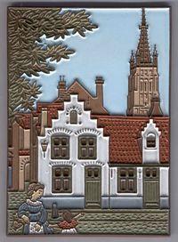 Tableau Bruges 6