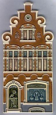 Maison de Tournai ( dentellière )