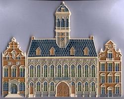 Hôtel de ville de Mons